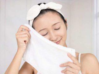 毛穴に蒸しタオルは効果的!作り方はとっても簡単!最適な頻度やタイミングは?