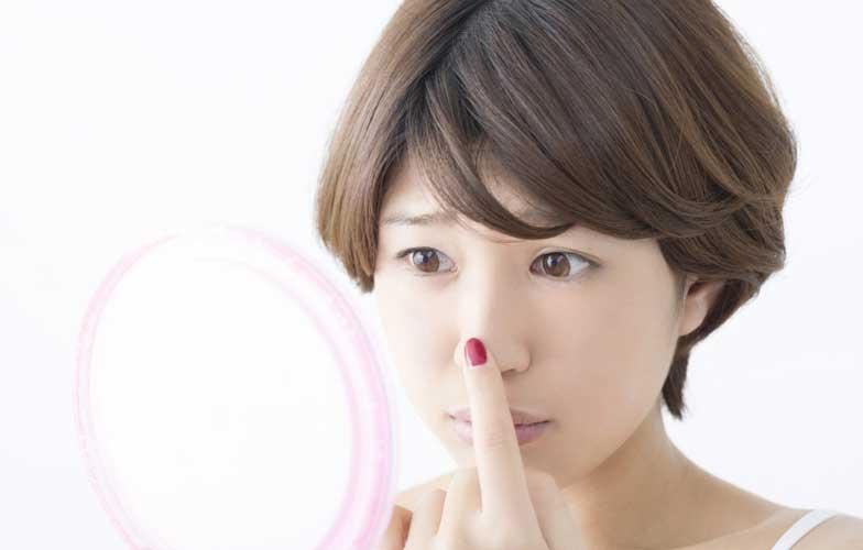 鼻の黒ずみが取れない時の対処法!