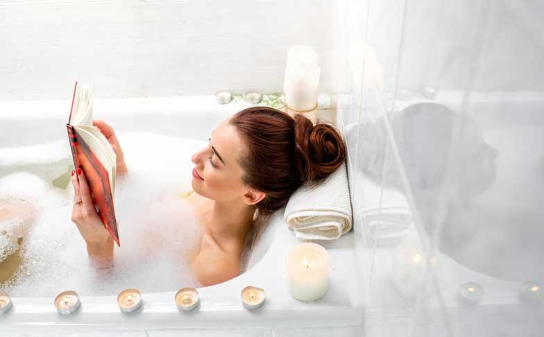 身体の正しい洗い方は?ゴシゴシ洗いはNG!泡で包み込むように優しく洗おう